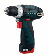 Шуруповерт METABO POWERMAXX  BS 10,8 Li (10,8B,34Нм,2Ач,2акк,кейс)