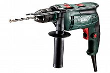Дрель METABO SBE 650 Impuls БЗП уд (650Вт,13мм) кейс